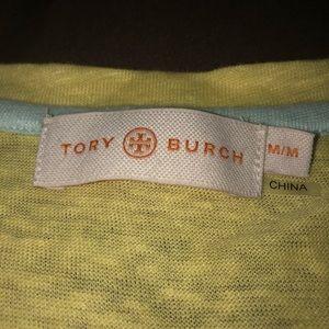 Tory Burch Sequence T-Shirt Sz M